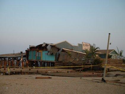 Hurricane Isabel Colonial Beach Virginia
